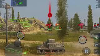 World oF Tanks 120FPS on ipad pro 10.5