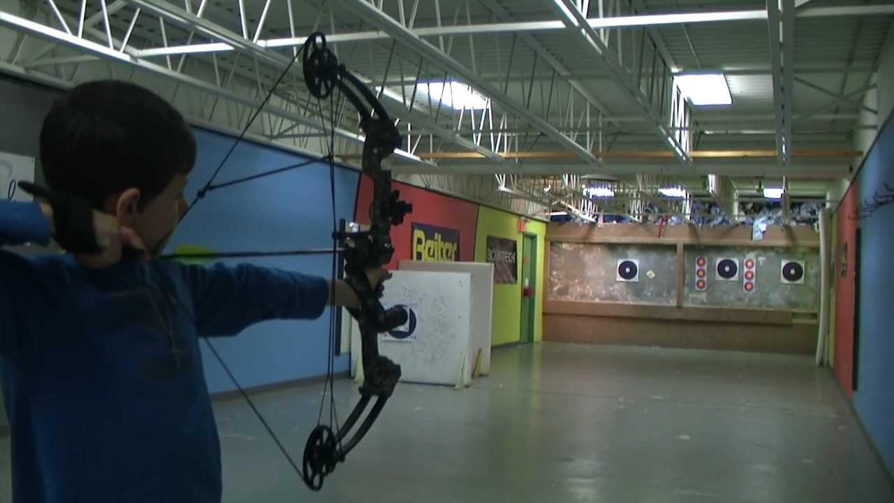 Barnett Vortex Youth Compound Bow Review - Anchor That Point