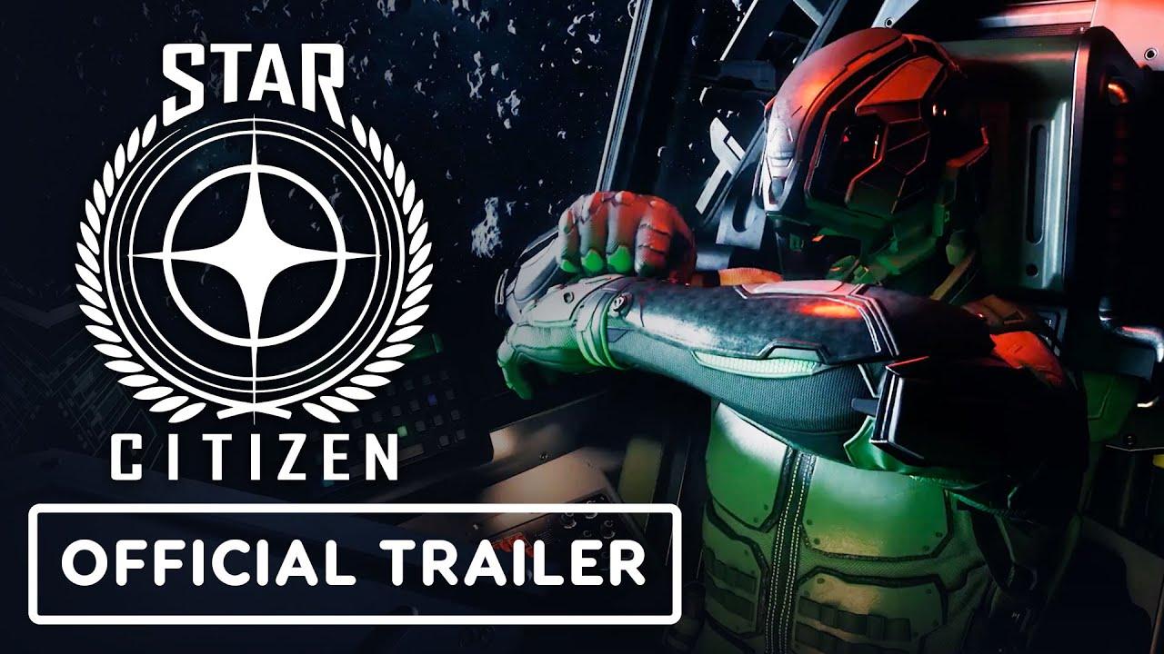 Star Citizen Alpha 3.13: Underground Infamy - Official Update Trailer - IGN