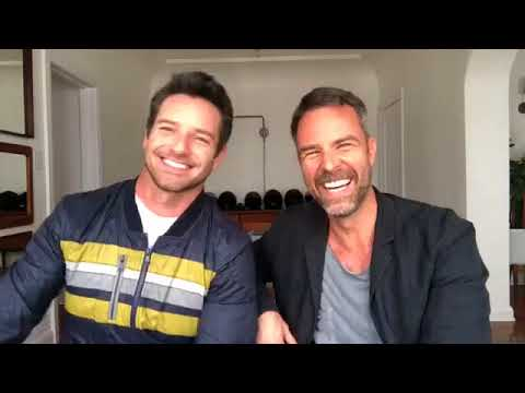 Ian Bohen and JR Bourne Facebook Live 2018-03-13
