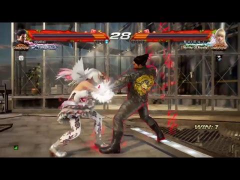 Tekken 7 Lili Destroyer MasterOfDisguise Pt1