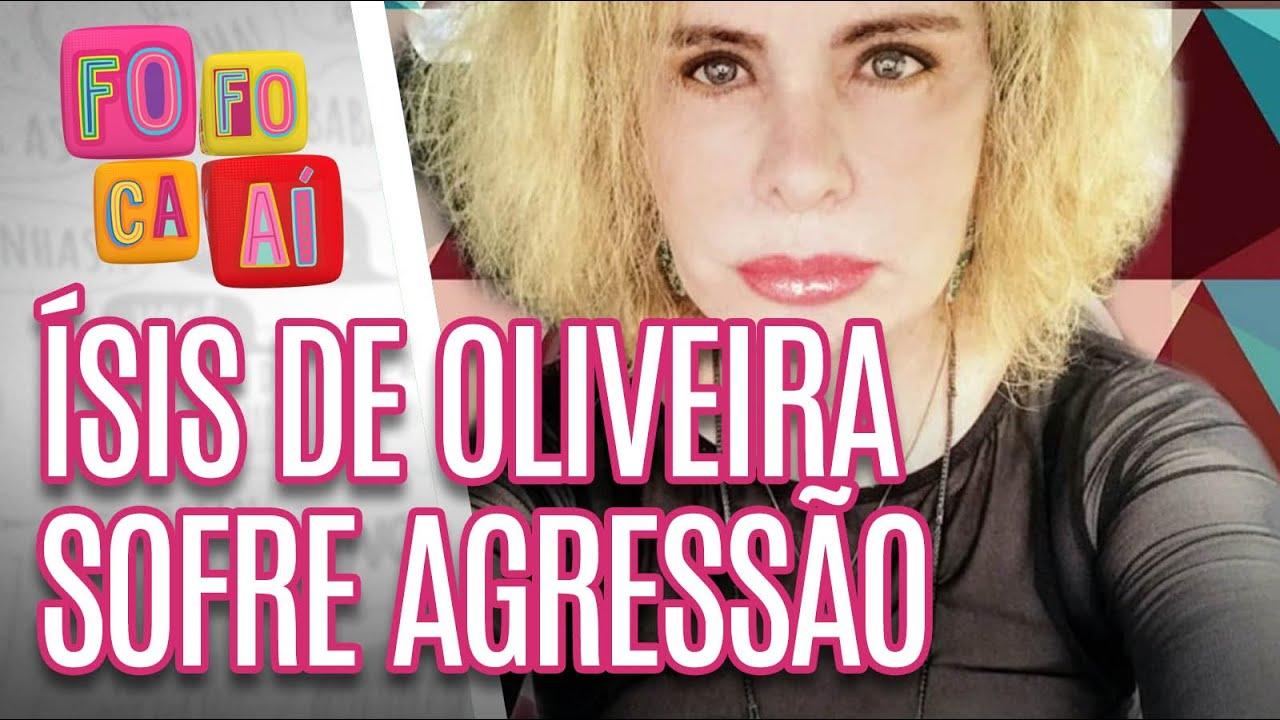 Ísis de Oliveira é agredida pelo namorado - Fofoca Aí (23/04/20)