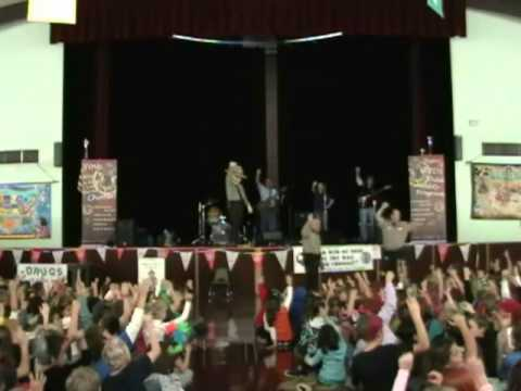 Right by Kids Show at Taylor Hicks School in Prescott