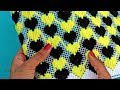 How to made beautiful heart design on plastic Canvas | Doormat design | Tablemat design