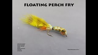 TYING THE FLOATING PERCH FRY WITH RYAN HOUSTON 2017
