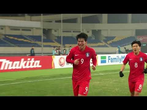 Lee Keun-ho strikes again to put Korea Republic 3-0 up!