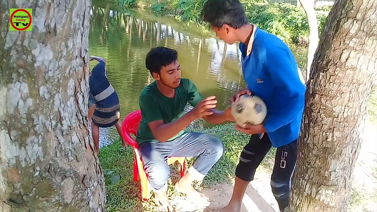 Download Must Watch New Funny 😂😂Comedy videos 2019_ Habiganj Funny Tv _Episode 9