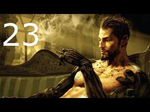 ➜ Deus Ex: Human Revolution Director's Cut Walkthrough - Part 23: Shanghai Justice