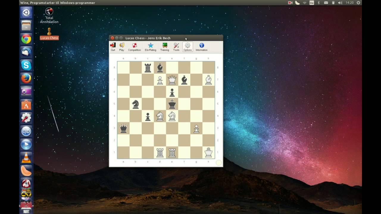Best Chess program on Ubuntu
