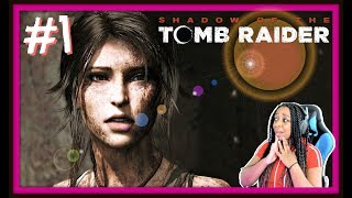 MY MISTAKE!!   Shadow Of The Tomb Raider Episode 1 Gameplay!!!