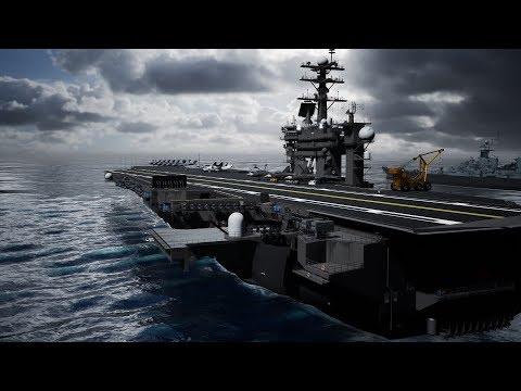 US Navy Fleet - Unreal Engine 4 - YouTube