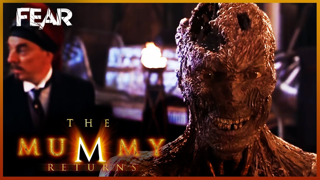 Download Imhotep Has Returned   The Mummy Returns