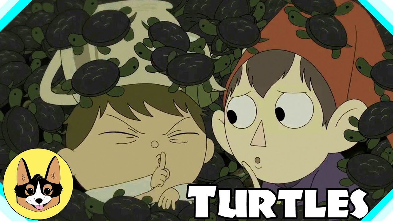 Over the Garden Wall Theory - Part 5 - What are the Turtles? - YouTube