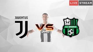 LIVE 🔴 Juventus - Sassuolo  4°Giornata Serie A