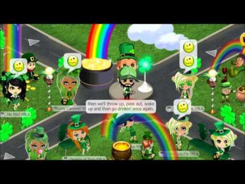 A Yoville Irish Drinking Song