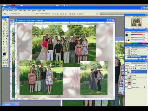 How To Create a Custom Photo Book Page