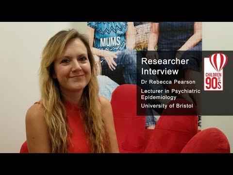 Dr Rebecca Pearson video thumbnail
