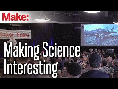 Should Science Be Allowed to be Interesting? - David Pogue