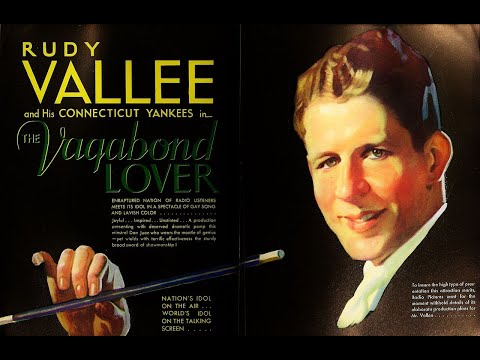 Rudy Vallee - If You Were The Only Girl (In The World) (And I Was the Only Boy) 1929