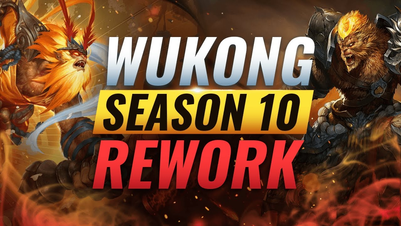 UPCOMING REWORK: NEW WUKONG CHANGES (All Abilities) - League of Legends Season 10 thumbnail