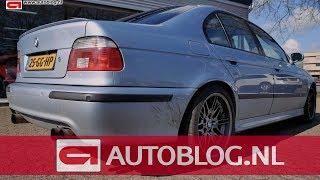 Mijn auto: BMW M5 (E39) van Mark