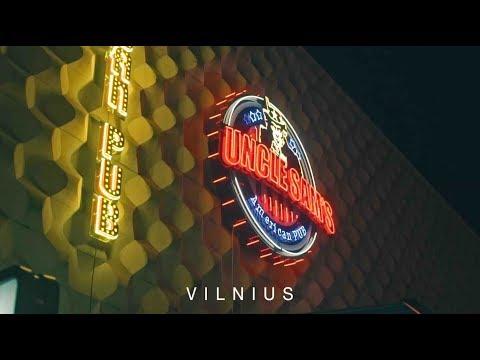 Savaitgalis! Uncle Sam's Cafe in Vilnius