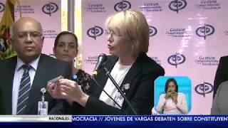 El Noticiero Televen - Emisión Estelar - Miércoles 24-05-2017