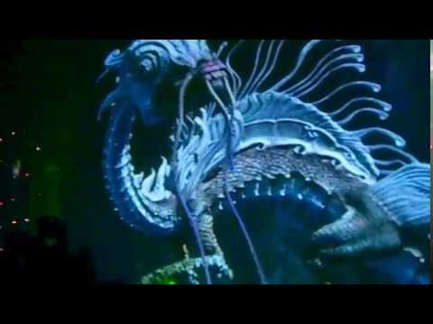 The Bubble Show: Dragon's Treasure at City Of Dreams Macau [Travelling Foodie]