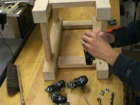 Part 3 of 3 tool stand router table loose tenon for How to make a router table stand