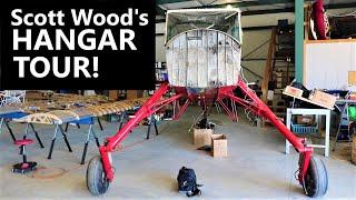 Draco/Wilga? - Taildragger Enterprises - Aircraft Project Hangar Tour