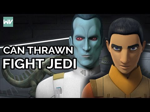 Thrawn Can FIGHT JEDI?!? | Star Wars Rebels Convor Theory: Secrets of the Force