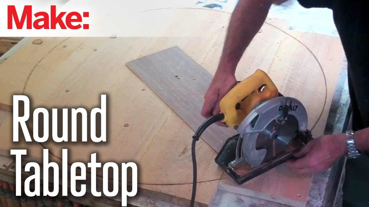 How to build a table base for a round table - How To Build A Table Base For A Round Table 35