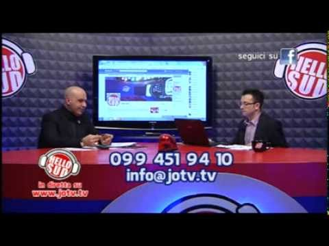Hello Sud - Antonio Fiorentino - Taranto chiama Italia