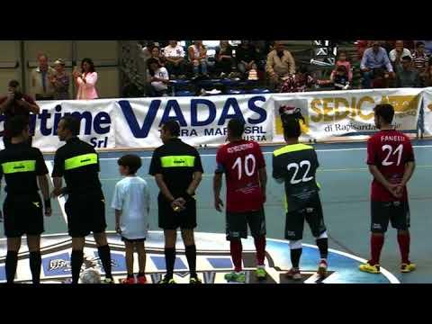 Maritime Futsal Augusta - Virtus Noicattaro (primo tempo)