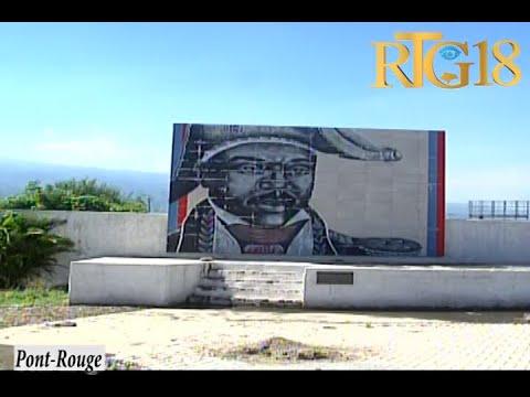 Port-au-Prince figi lari Pont-Rouge16 Octobre 2020