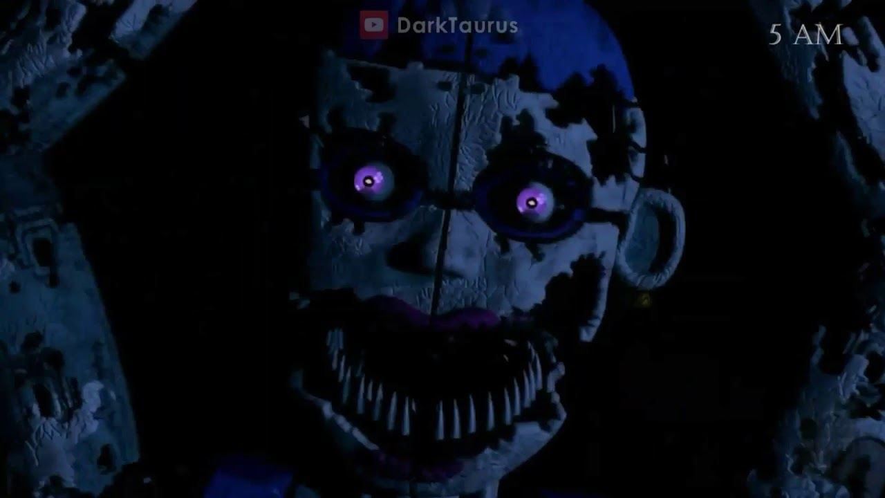 Baby S Nightmare Circus All Jumpscare Youtube