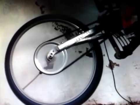 bike machine motor
