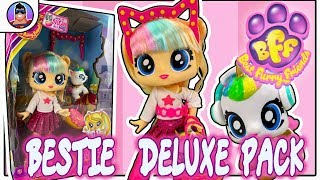 BEST FURRY FRIENDS | Large Bestie DELUXE Pack and Handbag Surprize | Angelina & Stardust !