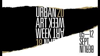 URBAN ART WEEK 2018