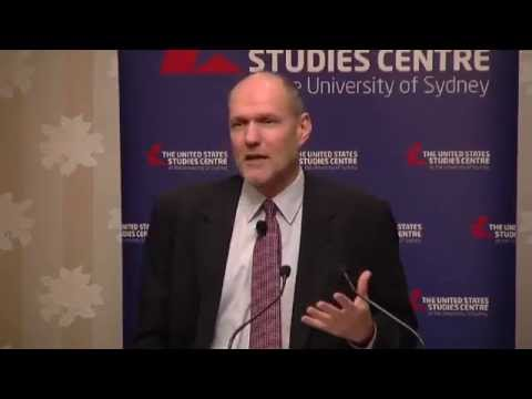 Stephen Walt Public Event - US Foreign Policy: Follies and Fiascos -23/4/14
