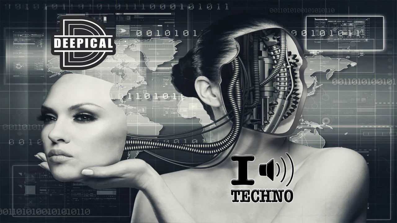 Techno House Music Mix 2017 (Deepical Techno #8)