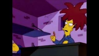 The Simpsons - Uṡe a pen, Sideshow Bob