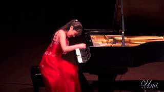 Umi Garrett - Mozart Sonata No.18 K.576 1st Movement