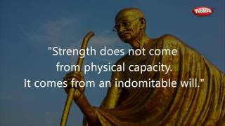 Best Quotes By Mahatma Gandhi | Quotes By Mahatma Gandhi | Quotes On Life