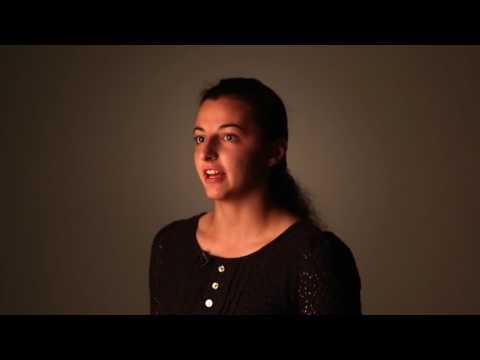 Enxhi Buxheli, the 2016 Barron Collier High School Graduate of Distinction
