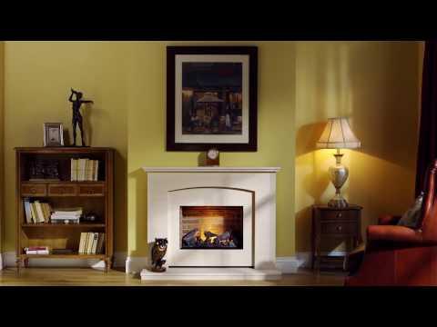 Dimplex Opti-myst Indulgence Range - Antigua Suite