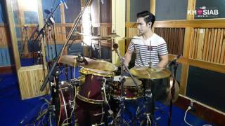The Sounders: KOJ (Drum Cover Sample)