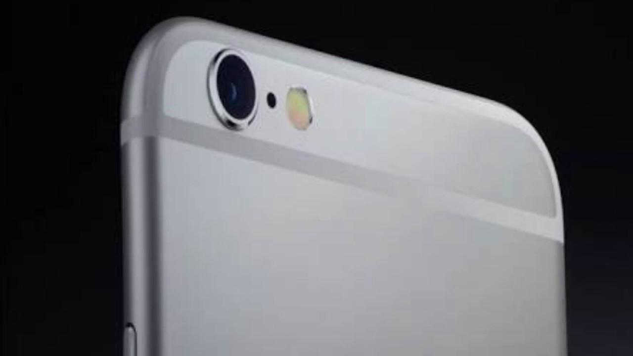 iPhone Camera Sound