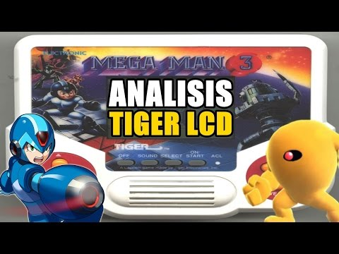 CVG - Tiger Electronics Games LCD (Portatil) Análisis