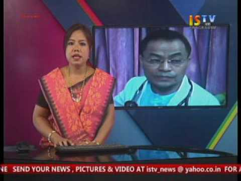 30th June 2016 ISTV 3pm Manipuri News